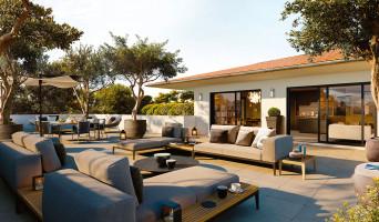Aix-en-Provence programme immobilier neuve « Aixcellence » en Loi Pinel  (2)