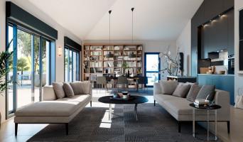 Aix-en-Provence programme immobilier neuve « Aixcellence » en Loi Pinel  (3)