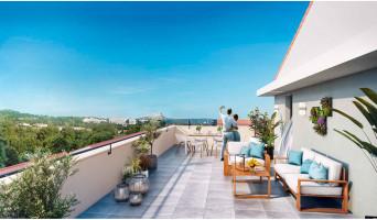 Aix-en-Provence programme immobilier neuve « Boréal »