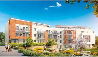 Aix-en-Provence programme immobilier neuve « Boréal »  (2)