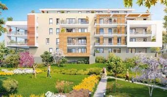 Aix-en-Provence programme immobilier neuve « Boréal »  (3)