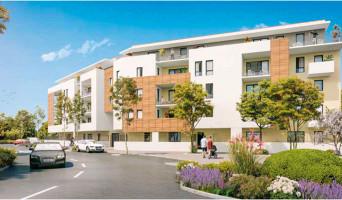 Aix-en-Provence programme immobilier neuve « Boréal »  (4)