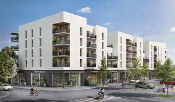Bondoufle programme immobilier neuve « Coeur Emeraude »
