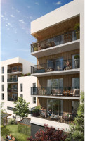 Bondoufle programme immobilier neuve « Coeur Emeraude »  (2)