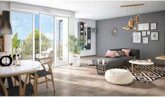 Bondoufle programme immobilier neuve « Coeur Emeraude »  (3)