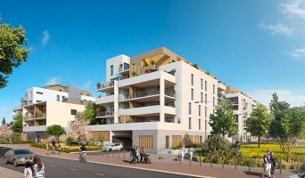 Lormont programme immobilier neuve « Référen'Ciel » en Loi Pinel