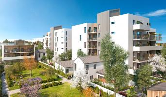 Lormont programme immobilier neuve « Référen'Ciel » en Loi Pinel  (2)