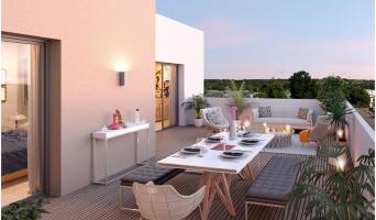 Lormont programme immobilier neuve « Référen'Ciel » en Loi Pinel  (3)