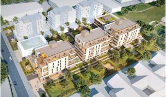 Lormont programme immobilier neuve « Référen'Ciel » en Loi Pinel  (4)
