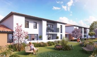 Toulouse programme immobilier rénové « Naturéa » en loi pinel