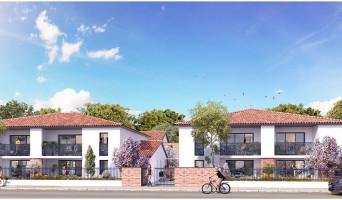 Toulouse programme immobilier neuve « Naturéa » en Loi Pinel  (2)