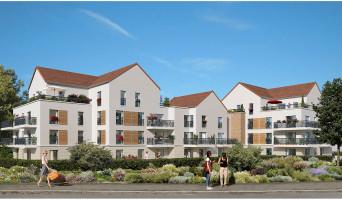 Ormesson-sur-Marne programme immobilier neuve « Le Carré des Lys »  (2)