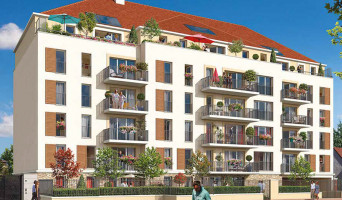 Ermont programme immobilier neuve « Loçana »