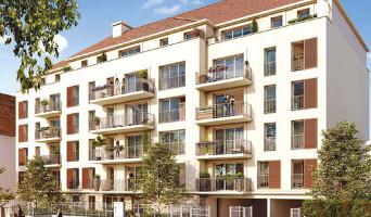 Ermont programme immobilier neuve « Loçana »  (2)