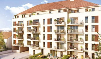 Ermont programme immobilier neuve « Loçana »  (3)