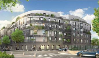 Aubervilliers programme immobilier neuve « Métropolitan » en Loi Pinel
