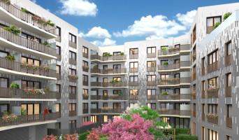 Aubervilliers programme immobilier neuve « Métropolitan » en Loi Pinel  (2)