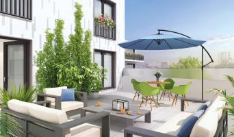 Aubervilliers programme immobilier neuve « Métropolitan » en Loi Pinel  (4)