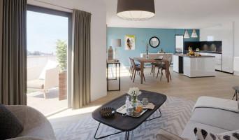 Aubervilliers programme immobilier neuve « Métropolitan » en Loi Pinel  (5)