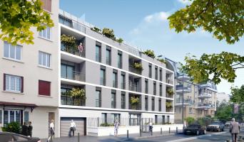 Alfortville programme immobilier rénové « Reflet en Seine » en loi pinel