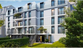 Alfortville programme immobilier neuve « Reflet en Seine » en Loi Pinel  (2)