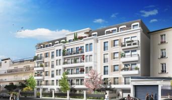 Gagny programme immobilier neuve « Andréa »
