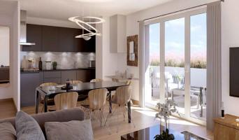 Gagny programme immobilier neuve « Andréa »  (3)