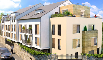 Melun programme immobilier neuve « Novatio Melun »  (2)