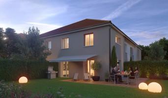 Vert-le-Petit programme immobilier neuve « Les Allées Vertoises »