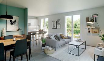 Vert-le-Petit programme immobilier neuve « Les Allées Vertoises »  (2)