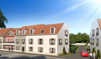 Moissy-Cramayel programme immobilier neuve « La Ferme Côté Jardin »