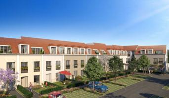 Moissy-Cramayel programme immobilier neuve « La Ferme Côté Jardin »  (2)