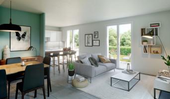 Moissy-Cramayel programme immobilier neuve « La Ferme Côté Jardin »  (3)