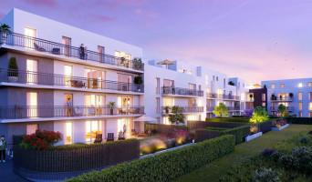Meaux programme immobilier neuve « Mo'dernity »  (2)