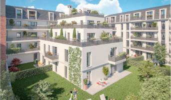 Franconville programme immobilier neuve « Le Kapitole »  (2)