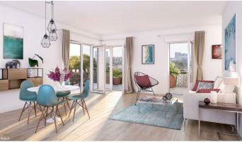 Franconville programme immobilier neuve « Le Kapitole »  (3)