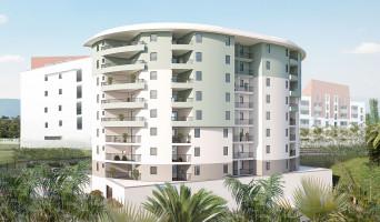 Fort-de-France programme immobilier neuve « Résidence Aurèle »
