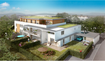 Annecy-le-Vieux programme immobilier neuve « ID Nature »