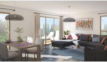 Annecy-le-Vieux programme immobilier neuve « ID Nature »  (3)