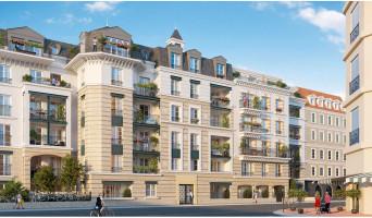 Clamart programme immobilier neuve « Villa Carnot »