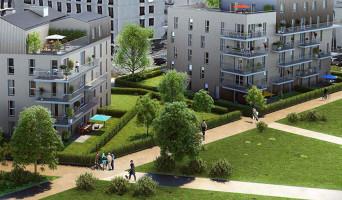 Caen programme immobilier neuve « Folissime »