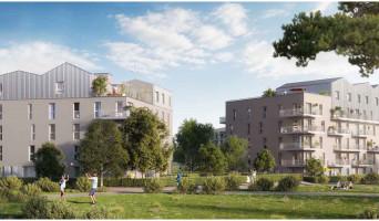 Caen programme immobilier neuve « Folissime »  (2)