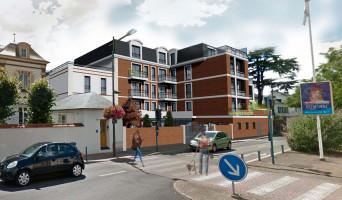 Mantes-la-Jolie programme immobilier neuve « Les Senioriales de Mantes-la-Jolie » en Loi Pinel  (2)