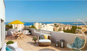 Marseille programme immobilier neuve « Panoramik »