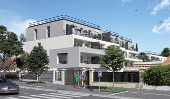 Marseille programme immobilier neuve « Pavillon 9 »