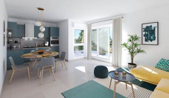 Marseille programme immobilier neuve « Pavillon 9 »  (2)