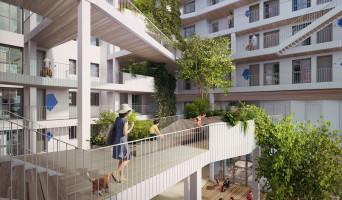 Paris programme immobilier neuve « New G » en Loi Pinel  (3)