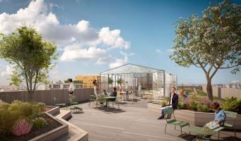 Paris programme immobilier neuve « New G » en Loi Pinel  (4)