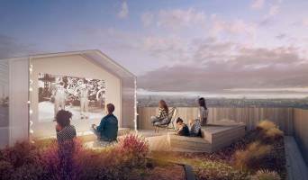 Paris programme immobilier neuve « New G » en Loi Pinel  (5)