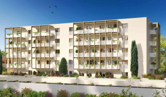 Reims programme immobilier neuve « Rivage »